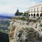 #interrail #travel #spain #ronda #gorge